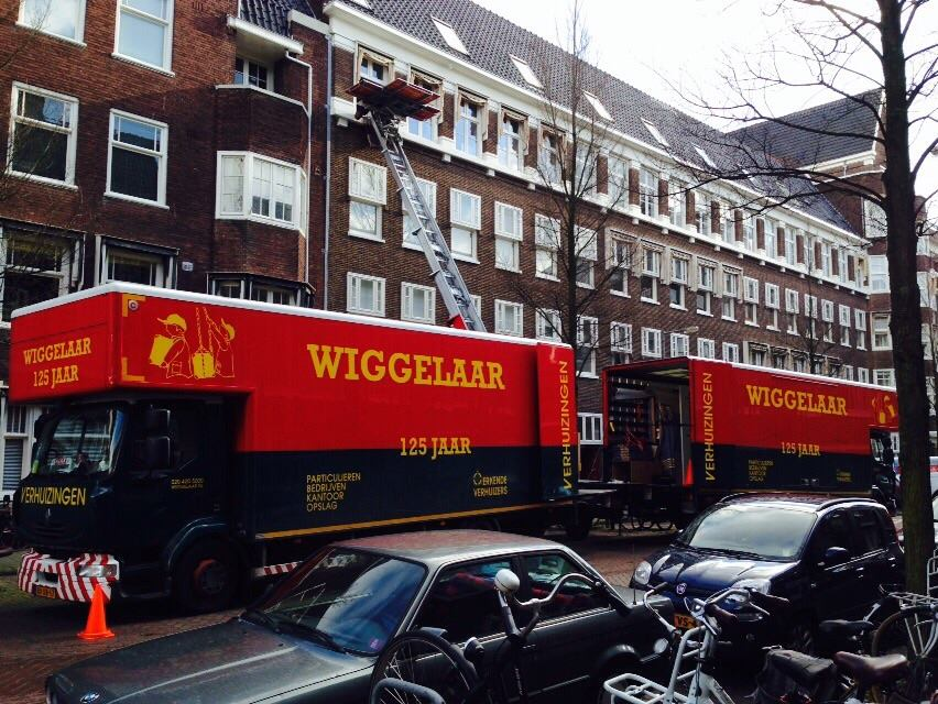Verhuizers Amsterdam